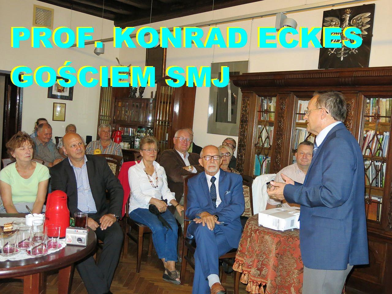 PROF. DR HAB. KONRAD ECKES