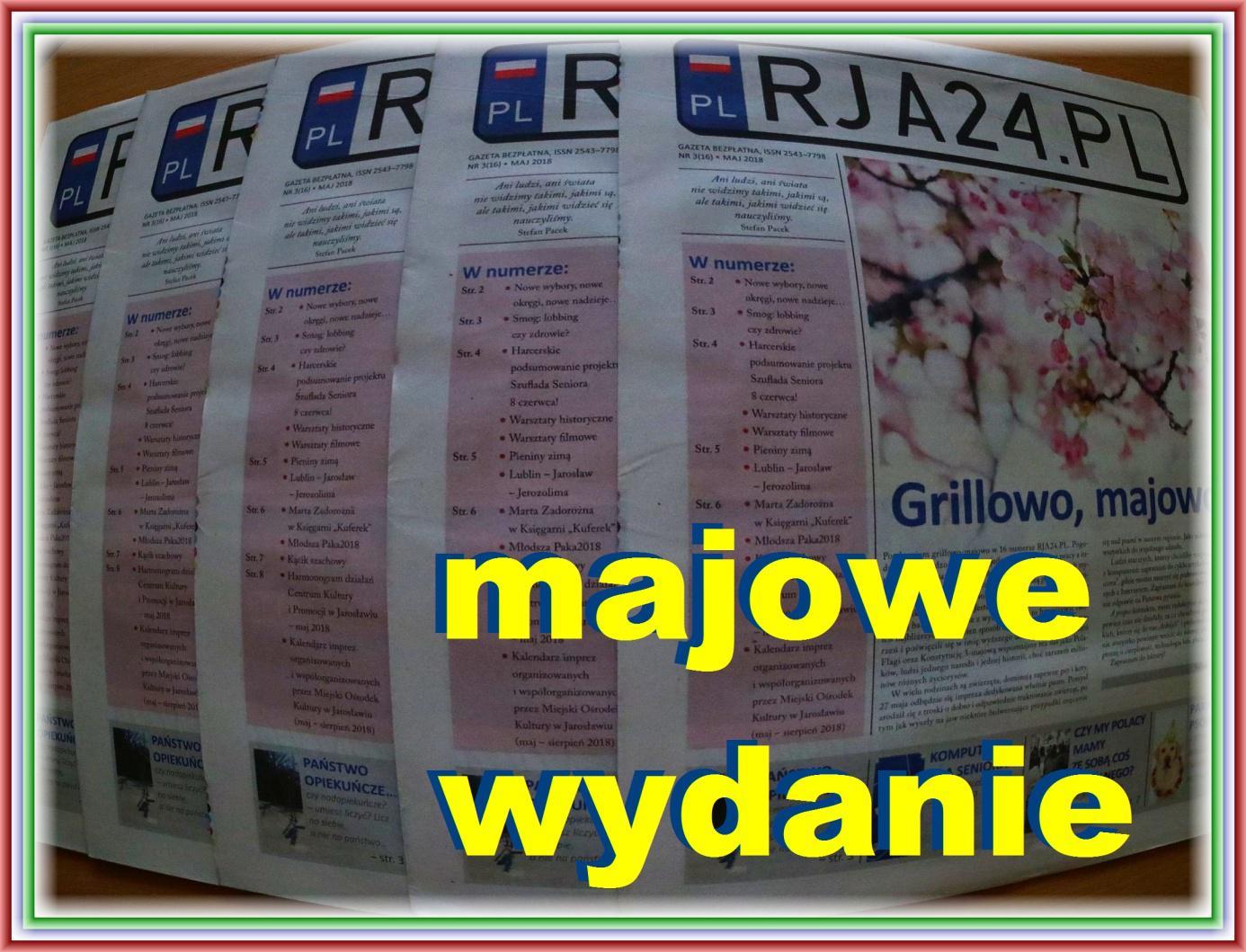 RJA24.PL. WYDANIE MAJOWE