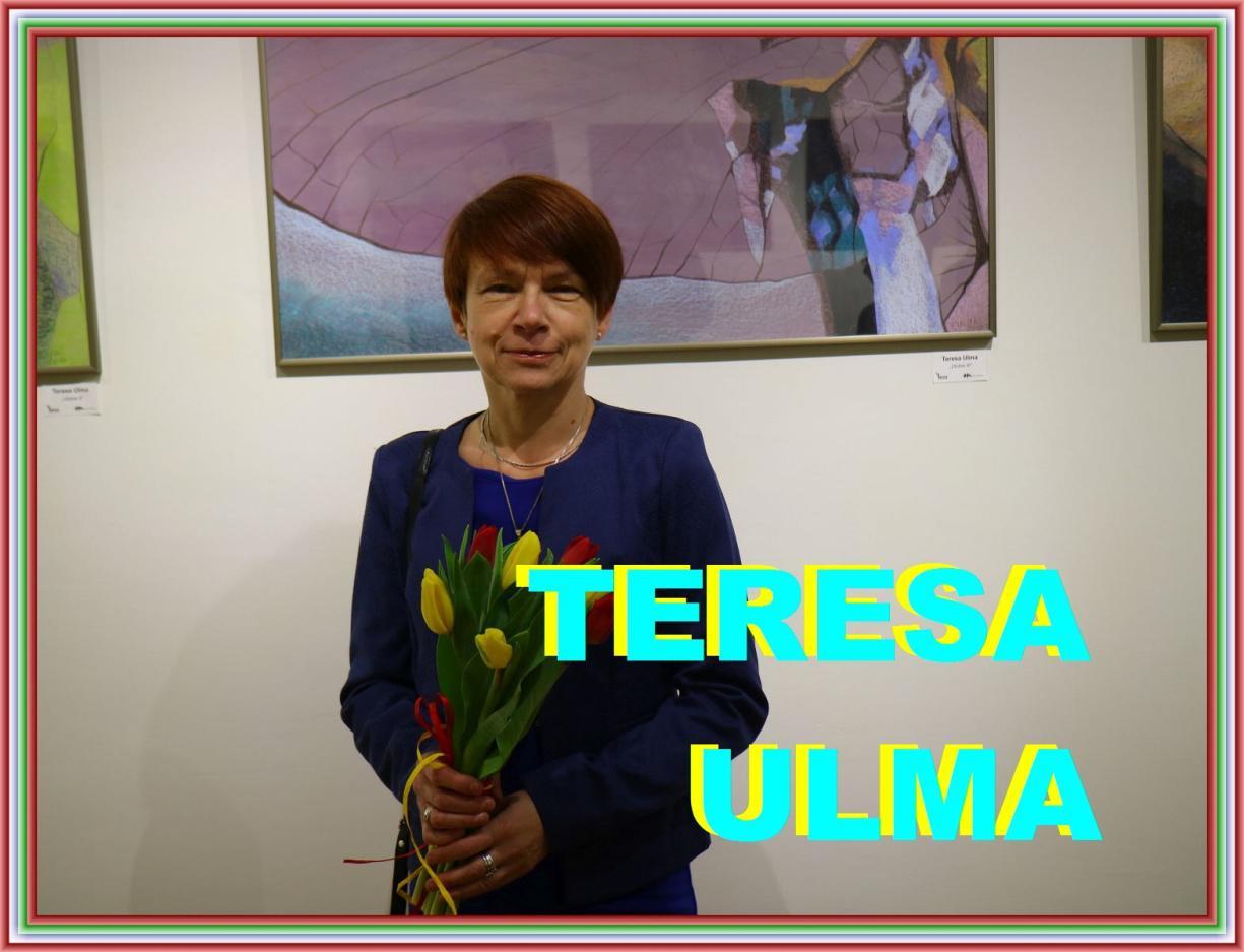 TERESA ULMA. RYSUNEK