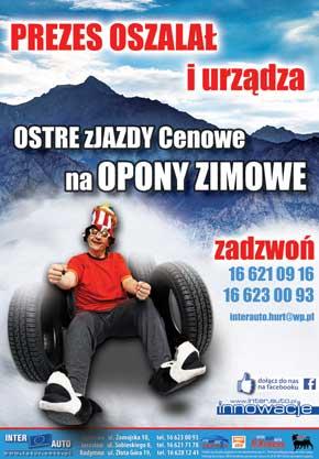 InterAuto sklep w Jarosławiu
